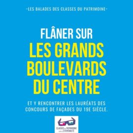 8. A Les grands boulevards FR